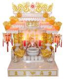 ศาลเจ้าที่จีน 24 นิ้วรุ่น มังกร 8 แบบทอง