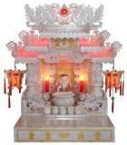 ศาลเจ้าที่จีน 24 นิ้วรุ่น 888 แบบธรรมชาติ