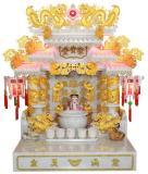 ศาลเจ้าที่จีน 24 นิ้วรุ่น 888 แบบทอง