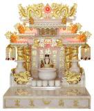 ศาลเจ้าที่จีน 27 นิ้วรุ่น88  แบบทอง
