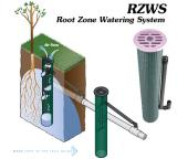 ระบบการให้น้ำแก่รากพืชที่ระดับลึกของดินต่างๆ