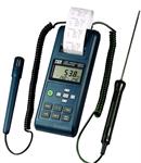 เครื่องวัดอุณหภูมิและความชื้น TES-1362