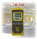 เครื่องวัดอุณหภูมิและความชื้น TM-730 Mini Pocket Temperature