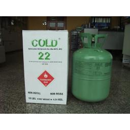 Cold22 / R290 Replacement for R22 (HCFC22)