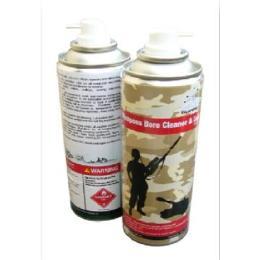 สเปรย์ซิลโคลทำความสะอาดและเคลือบเงาอาวุธ