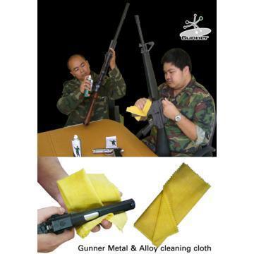 ผ้าเช็ดปืนและอาวุธยุทธโธปกรณ์