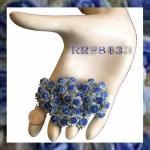 ดอกไม้กระดาษ สีน้ำเงิน R2- 813