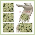 ดอกไม้กระดาษ สีเขียว R1-165
