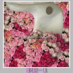 ดอกไม้กระดาษ สีชมพู R2 - 1