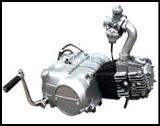เครื่องยนต์มอเตอร์ไซด์ 1P52FMH-A 110cc