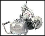 เครื่องยนต์มอเตอร์ไซด์ 1P52FMH-3 110cc