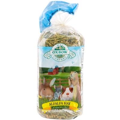 หญ้าแห้งกระต่าย Alfalfa OXBOW