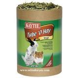 หญ้าแห้งกระต่าย KAYTEE Tube O Hay ขนาดใหญ่