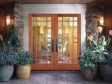 ประตูไม้ MTO-010