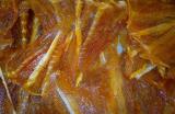 ปลากระเบนหวานตากแห้ง