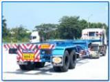 รถกึ่งพ่วงบรรทุกตู้รุ่น RCK - 620 -CST