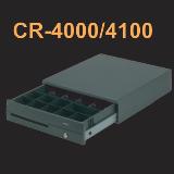 ลิ้นชักเก็บเงิน POSIFLEX CR-4104