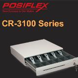 ลิ้นชักเก็บเงิน POSIFLEX CR-3100 US