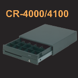 ลิ้นชักเก็บเงิน POSIFLEX CR-4105