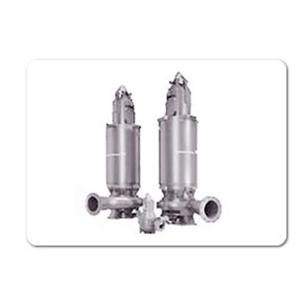 ปั๊มน้ำสำหรับน้ำเสียจากโรงงาน