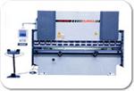 เครื่องพับโลหะแผ่น (Hydraulic Downstroking Press Brakes hap Series DURMA 2035)