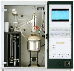 เครื่องกลั่น PERFORMS DISTILLATION ASTM D1160