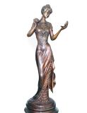รูปปั้นผู้หญิง SBF1-004