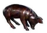 รูปปั้นหมู  Animal / SBA1-026