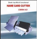 เครื่องตัดนามบัตรไฟฟ้า CM 004