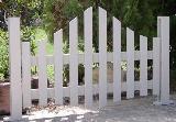 รั้วบ้าน สีขาว FGF-MPT08