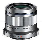 เลนส์กล้องดิจิตอล รุ่น M.Zuiko Digital ED 45mm f1.8