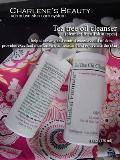 เจลล้างหน้า Tea Tree Oil CHCL0002