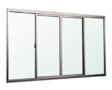 หน้าต่างบานเลื่อนคู่กลาง Window Double Slide (FSSF)