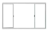 หน้าต่างบานเลื่อนคู่ริม Window Double Slide (SFS)