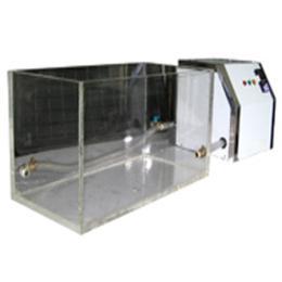 เครื่องทำน้ำเย็น อ่างกระจก Glass Cooling Bath (อ่างกระจก Acrylic)
