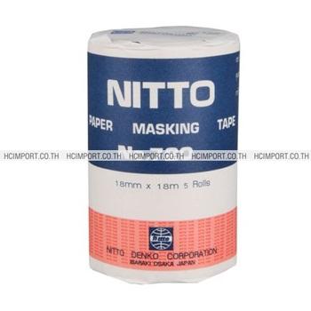 กระดาษกาวพ่นสี NITTO