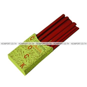 ดินสอช่างไม้จีน