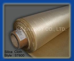 ผ้าซิลิก้า  ST 600 BASED FABRIC