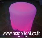 เก้าอี้นั่งเรืองแสง LED comma seat