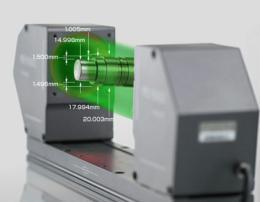 เซ็นเซอร์ตรวจวัด2มิติความเร็วสูง TM 3000