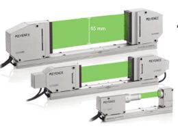 เครื่องมือตรวจวัด ออปติคัลไมโครมิเตอร์แบบ LED/CCD