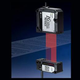 เครื่องตรวจวัด เลเซอร์ไมโครมิเตอร์แบบ CCD