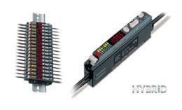 อุปกรณ์ตรวจวัด ไฟเบอร์ออปติกเซนเซอร์ FS-V10 ซีรี่ส์