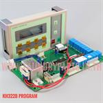 Program KH322B CONTROLLER FOR WASHER