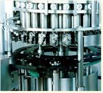 เครื่องบรรจุซอสและเครื่องดื่ม (Piston filler แบบ Rotary valve/ Vertical valve)