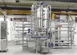 เครื่องฆ่าเชื้อสำหรับเครื่องดื่มและซอส (Tubular Pasteurizing/Cooling system)