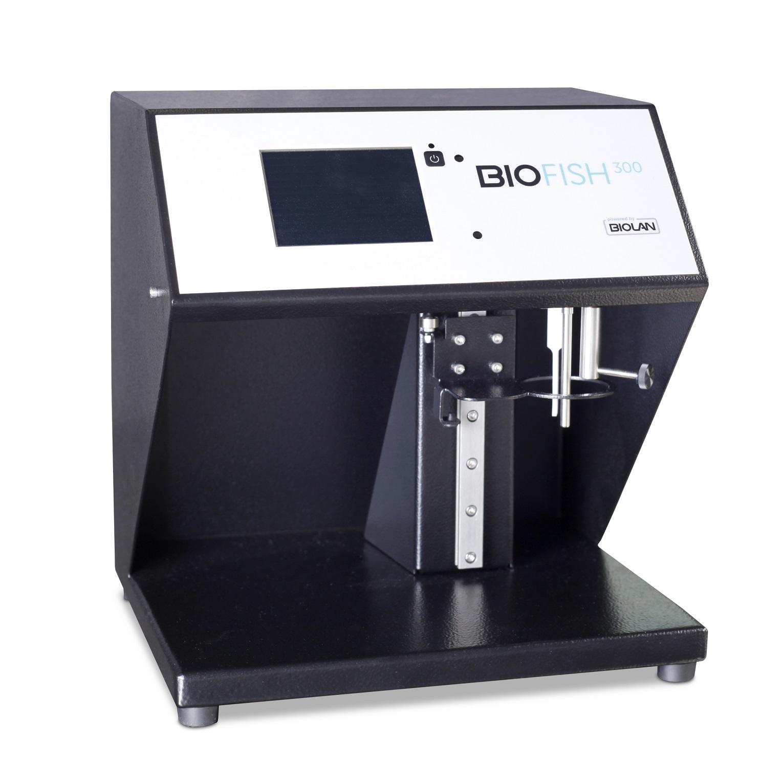 เครื่องตรวจฮีสตามีนและซัลไฟด์ (Biosensor)
