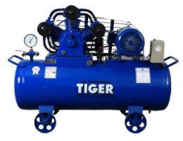 ปั๊มลม ''TIGER'' รุ่น TG-35T ขนาด 5 HP 000981