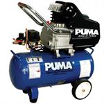 """ปั๊มลมโรตารี่ รุ่น XM-2550 ขนาด 3 HP 50ลิตร """"PUMA"""""""