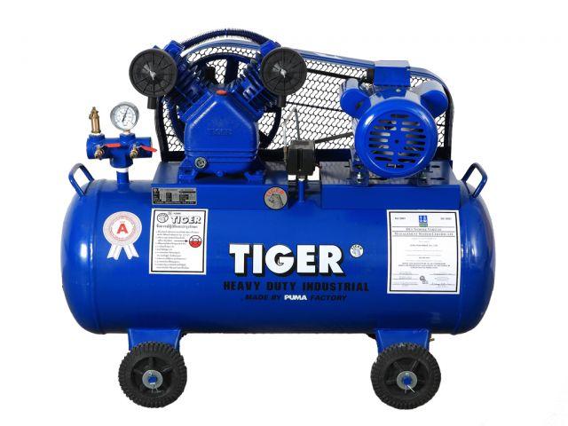 """ปั๊มลม ขนาด 1 HP 92ลิตร รุ่น TG-21 """"TIGER"""""""
